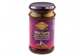 PATAKs Curry-Paste, Curry mild, 283 g