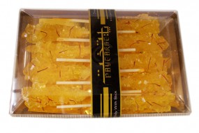 Safrankandis-Sticks (Paytakht), 150 g (9-10 Sticks)