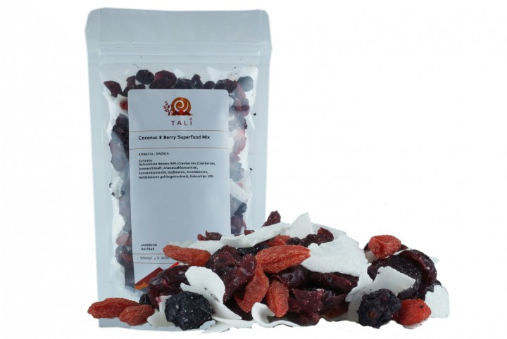 Coconut & Berry Superfood Mix