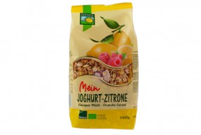 Crunchy Joghurt-Zitrone Bio (Bohlsener Mühle) 425 g