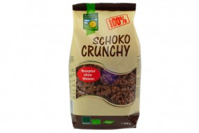 Schoko Crunchy (Bohlsener Mühle) Bio 400 g